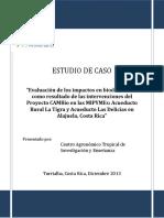 Estudio de Caso Acueductos Costa Rica