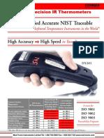 DX -Series IR Thermometer