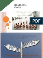 Gestão Estratégica Organizacional