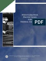 MSPB Whistleblowing