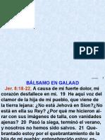 P356 - Balsamo en Galaad