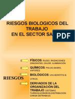 Riesgos Biologicos Sector Salud