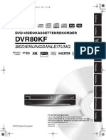 manual DVR80 German