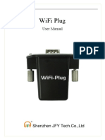 WiFi Plug User Manual
