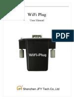 WiFi Plug User Manual