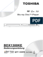 manual BDX1300 German