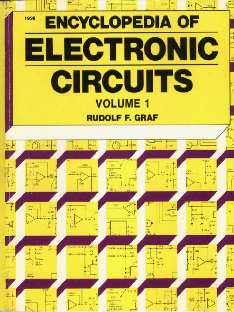Graf Encyclopedia Of Electronic Circuits Vol 1 Amplifier Lamp Flasher Current 1a Detector Radio