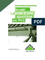 La pose d'une gouttière PVC.pdf
