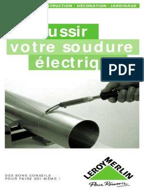 La Soudure électriquepdf Soudage Métaux