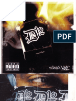 2001. D12 - Devils Night (Limited Edition)