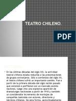 Teatro Chileno