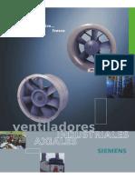 Ventiladores Axiales Siemens