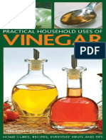 Practical Household Uses of Vinegar Margaret Briggs