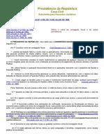 LEI 4.729/65 SONEGAÇÃO FISCAL
