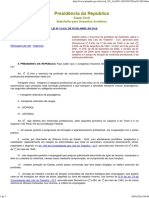 Lei 12619 de 2012 - Lei Dos Motoristas