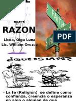 La Fe vs La Razon Uno