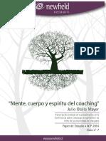 Mente Cuerpo Espiritu Del Coaching