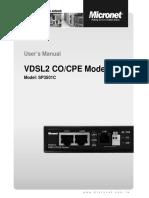 SP3501C Modem User's Manual-062613