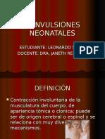 Convulsiones Neonatales 2