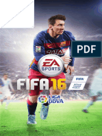 Manual FIFA 16 PS4 (Español)