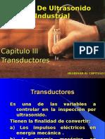 UT3 TRANSDUCTORES