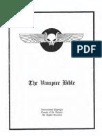 TheVampireBible Text