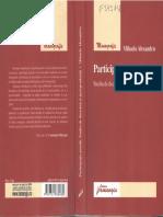 Participaţia Penală. Studiu de Doctrină Şi Jurisprudenţă - M.alexandru - 2008