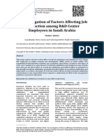 Invitation of Factors