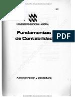 631 Fundamentos de Contabilidad Modulo 1
