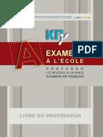 Livre Du Prof A1A2 ΚΠΓ
