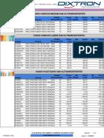 Catálogo Dixtron Comprimido