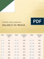 Balanço de Massa-exerc