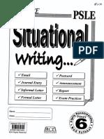 ACE Situational Writing P6