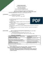 Jobswire.com Resume of callniraj1