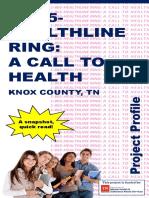Healthline Ring Project Profile