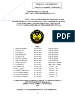 KKN Alternatif 2A 2015 Desa Pasigitan (KKN SEKAR)