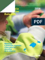 La Infancia en Las Islas Baleares 2014 1423582139