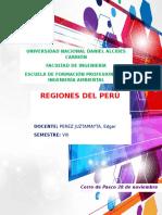 Zonas Peru