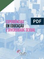 Experiências em Educação e Diversidade Sexual