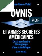 Ovnis Et Armes Secrètes Américaines
