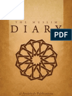 The Muslim Diary a Daily Guide to Worship