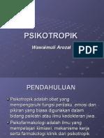 Psikotropik (Saraf Jiwa)