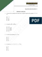 Números Complejos Guía PDV