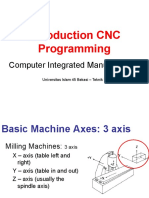 Introduction CNC Code