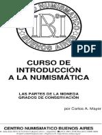 Curso de Introducción a La Numismática