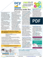 Pharmacy Daily for Tue 22 Mar 2016 - UK pharmacy under fire, APP2016 in pictures, DAA uptake below par, Guild Update and much more