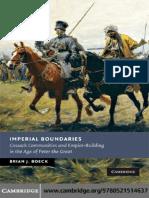 Imperial Boundaries - Brian Boeck