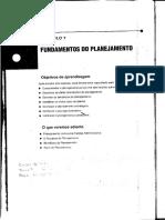 Fundamentos Do Planejamento