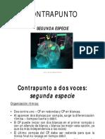 CONTRAPUNTO - 2da