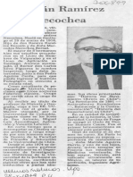 LUN - Deceso. Hernán Ramírez Necochea.